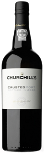 Churchill's Port Crusted 750ml